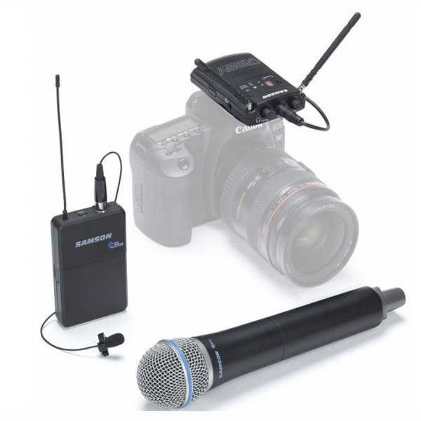 Microfonos inalambricos para camara