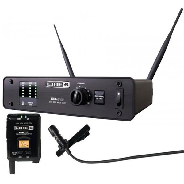 Microfonos de solapa inalambricos